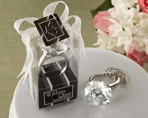 Keychain Baby Shower Favors front-1072212