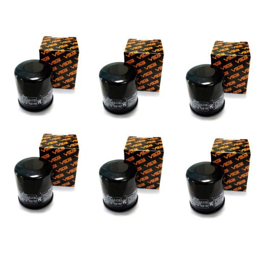 2003-2008 Kawasaki KVF360 Prairie 360 2X4 Oil Filter - (6 pieces) сумка baggini 8 марта женщинам