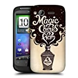 Head Case Magic Introspection Protective Hard Back Case Cover For Htc Desire S