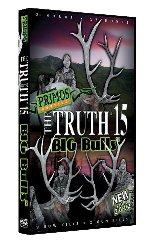 Best Buy! Primos Hunting The TRUTH 15 BIG Bulls DVD