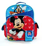 Disney - Mickey Mouse Large 16 Backpack - Hide & Seek with Goofy