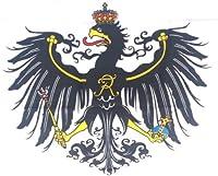 国旗 プロイセン王国 Preußen 黒鷲 大サイズ (150×90cm)ヘタリア