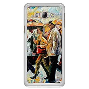 a AND b Designer Printed Mobile Back Cover / Back Case For Samsung Galaxy A8 (SG_A8_1631)