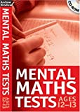 Mental Maths Tests Age 12-13