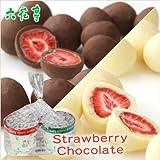六花亭 甘酸っぱさがおいしい ストロベリーチョコセット
