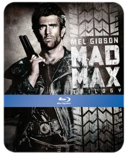 Mad Max Trilogy (Mad Max / The Road Warrior / Mad Max Beyond Thunderdome) [Blu-ray], Mr. Media Interviews