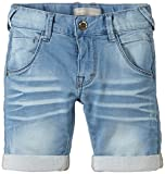 Name It 13113251 - Short para niños, color blau (light blue denim), talla 4 años (104 cm)
