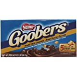Nestle Goobers On The Go Concession Box, 3.5-Ounce Boxes (Pack of 18)