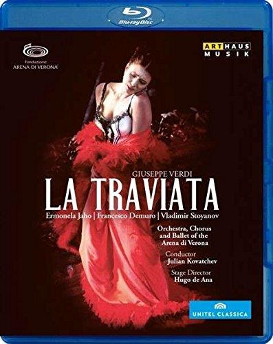 La Traviata [Blu-ray] [Import]