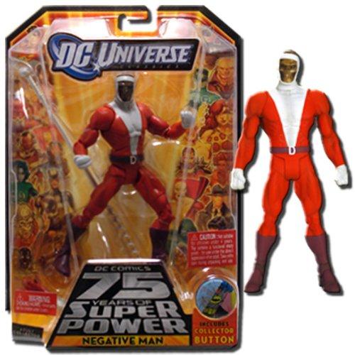 DC Universe Classic Negative Man Figure