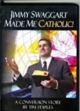 img - for Jimmy Swaggart Made Me Catholic book / textbook / text book