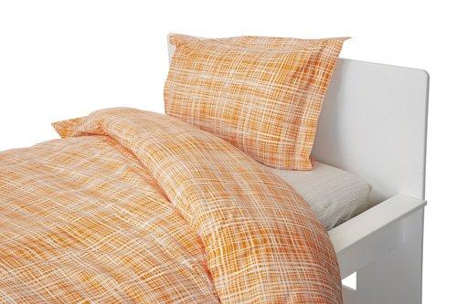 Argington Twin Duvet Set, Plaid front-691051