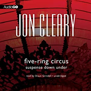 Five-Ring Circus: Suspense Down Under: Scobie Malone, Book 15 | [Jon Cleary]