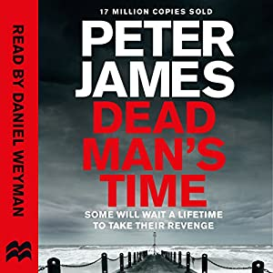 Dead Man's Time Hörbuch