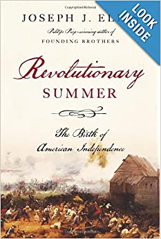 Revolutionary Summer The Birth of American Independence  - Joseph J. Ellis