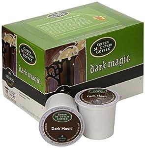Keurig, Green Mountain Coffee, Dark Magic, K-Cup 144 Count