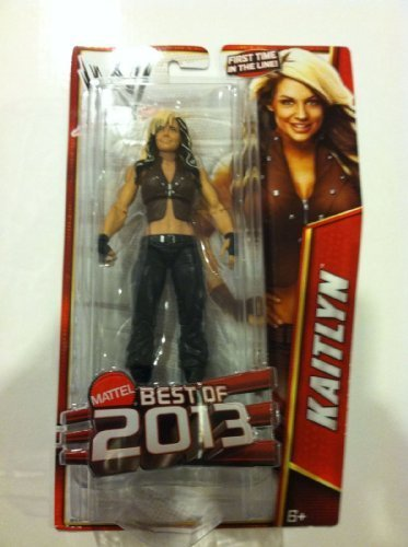 Wwe Kaitlyn Action Figure Other Action Figures -...