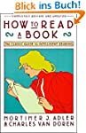 How to Read a Book (A Touchstone book...