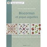 Biscornus et pique-aiguilles : Collection de motifs carr�s � broder au point de croixpar Aurelle