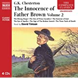 The Innocence of Father Brown, volume 2 (Classic Fiction)by G. K. Chesterton