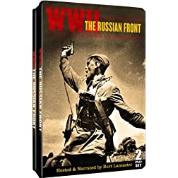 WWII The Russian Front - Embossed Slim Tin