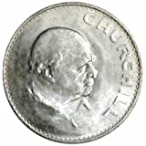 1965 Churchill Commemorative Crowns Sir Winston Churchill Five Shilling Piece