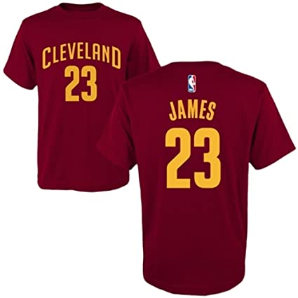 LeBron James Cleveland Cavaliers NBA Youth Game Time Player