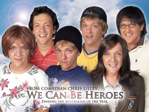 We Can Be Heroes: Season 1