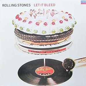 Let It Bleed Vinyl Lp Rolling Stones Amazon De Musik