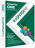 Software - Kaspersky One: 5 Device, 1 year