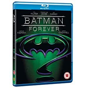 Batman Forever [Blu-ray] [Import anglais]
