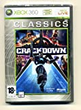 Crackdown XBox 360 Classics Game Polish Covers & Manual English Game PAL