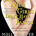 Nice Girls Don't Have Fangs: Jane Jameson, Book 1 Audiobook by Molly Harper Narrated by Amanda Ronconi
