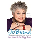 Can't Stand Up For Sitting Downby Jo Brand
