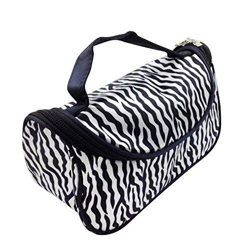 eyx-formula-fashion-women-zebra-stripes-nylon-travel-makeup-bag-cosmetic-bagportable-storage-bag-han
