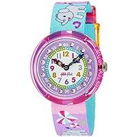 [フリック フラック]FLIK FLAK キッズ腕時計 Cute Size(キュートサイズ) BABY ELEPHANTS(ベビー・エレファンツ) ZFBNP022 ガールズ 【正規輸入品】