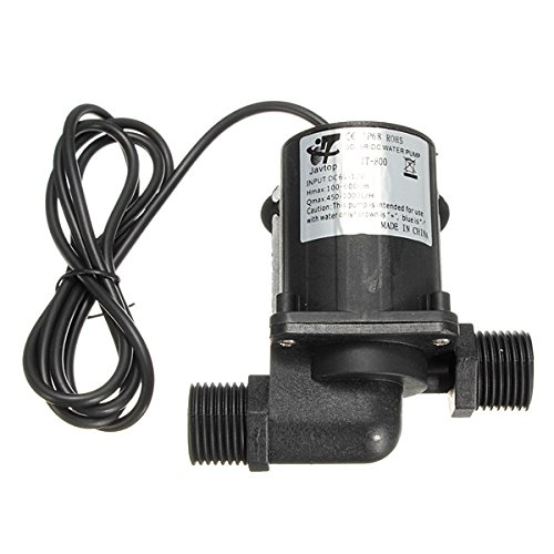 Best Brand Magnetic Dc 12V Electric Brushless Centrifugal Water Pump 3M Fountain front-423371