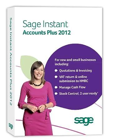 Instant Accounts Plus 2012 (PC)