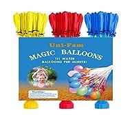UNI-FAM Water balloons, 111 total Wat…