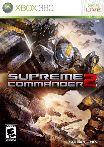 Supreme Commander 2 - Xbox 360 - 1