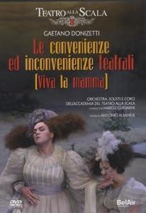 Donizetti: Le convenienze ed inconvenienze teatrali (Viva la mamma)