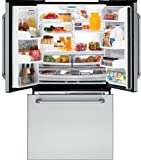 GE Cafe Series : CFCP1NIYSS 20.8 cu. ft. Counter-Depth French-Door Refriger ....