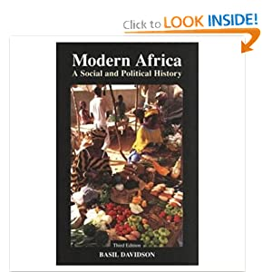 Modern Africa: A Social and Political History by
