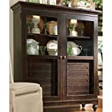 Paula Deen Home The Bag Lady's Cabinet, Tobacco