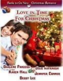 img - for Love in Time for Christmas (Christmas Anthology) book / textbook / text book