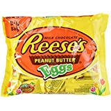 Reese's Easter Peanut Butter Eggs Snack Size Bag, 16.90 Ounce