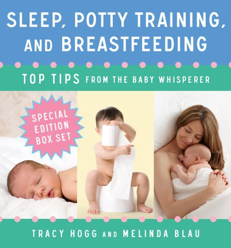 Sleep, Potty Training, And Breast-Feeding: Top Tips From The Baby Whisperer front-92137