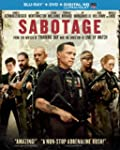 Sabotage (Blu-ray + DVD + DIGITAL HD...