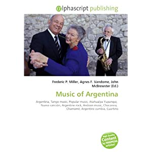 Music Of Argentina Popular Music | RM.
