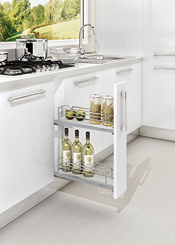 Rev-A-Shelf - 5322-4-GR - 152.4mm Two-Tier Organizer